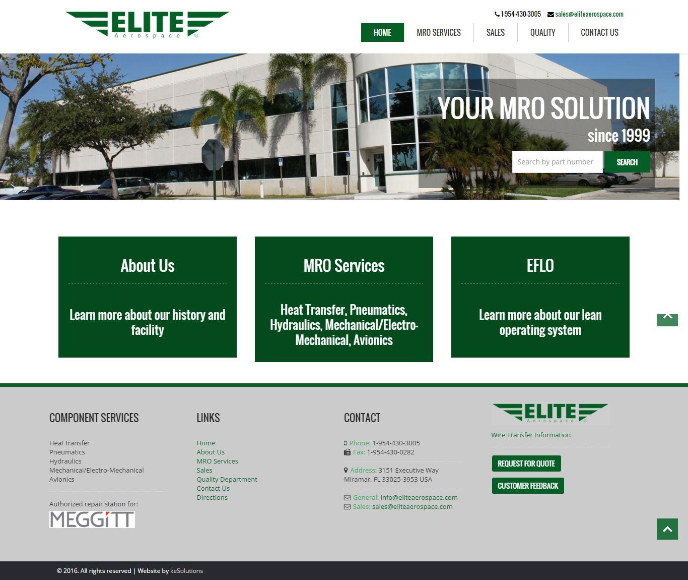 Elite Aerospace screenshot