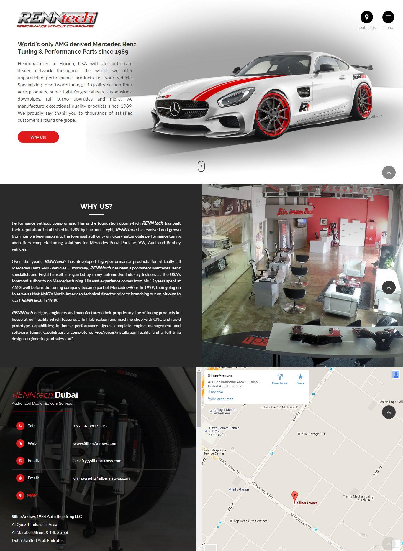 RENNtech screenshot