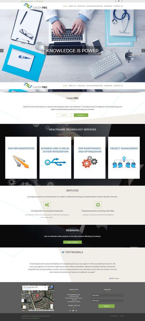 CadenTEC screenshot