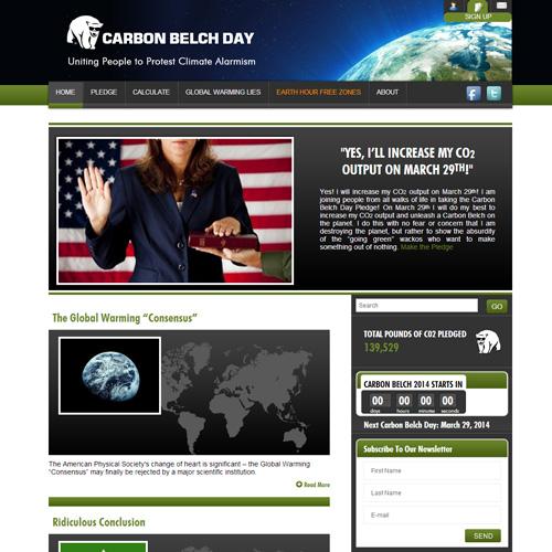 Carbon Belch screenshot