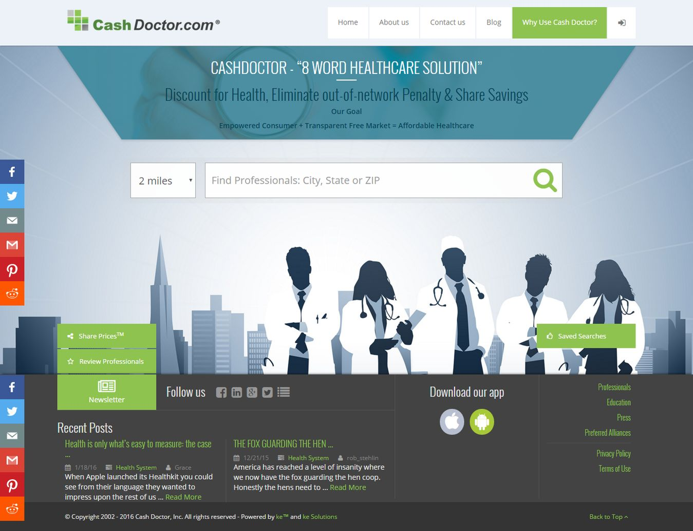 CashDoctor screenshot