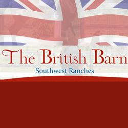 British Barn logo