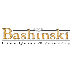 Bashinski Fine Gems and Jewelry logo