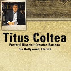 Titus Coltea logo