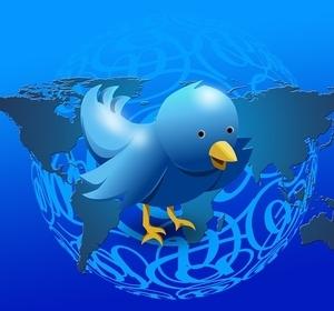 Global Twitter, image via Pixabay.com